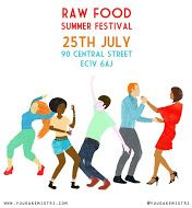 The ONLY #RawFood festival in #London! Don't miss out http://bit.ly/EventYk #HealthyHabits #YkLove