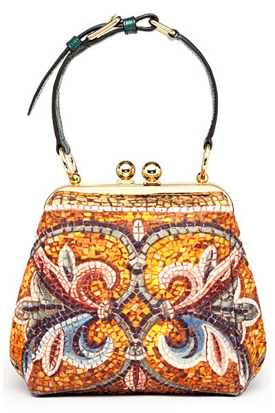 3d4f9f499f Dolce amp Gabbana - Women s Accessories - 2013 Fall-Winter Beautiful  Handbags