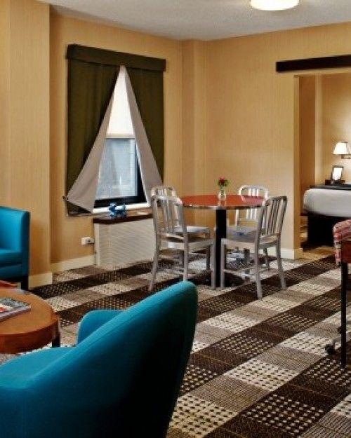 Hotel Lincoln Chicago Illinois Jetsetter