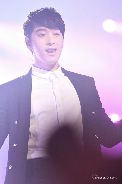 Bisa keramas nih gue | Chansung...Handsome Overload <3