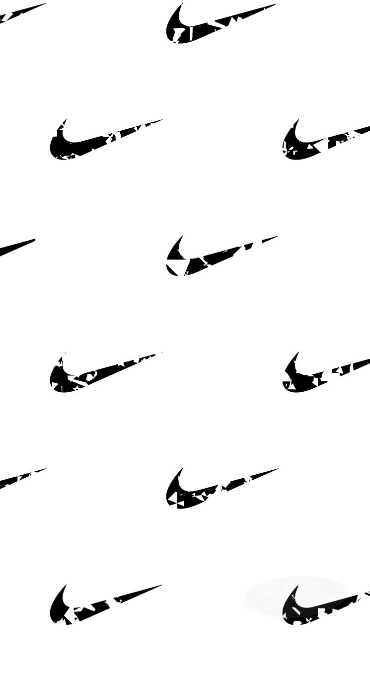 Nike Logo Wallpaper Downloads Elijah Justice Moda Uomo