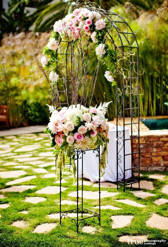 Ideas for Outdoor Summer Wedding Centerpieces | outdoor wedding ...