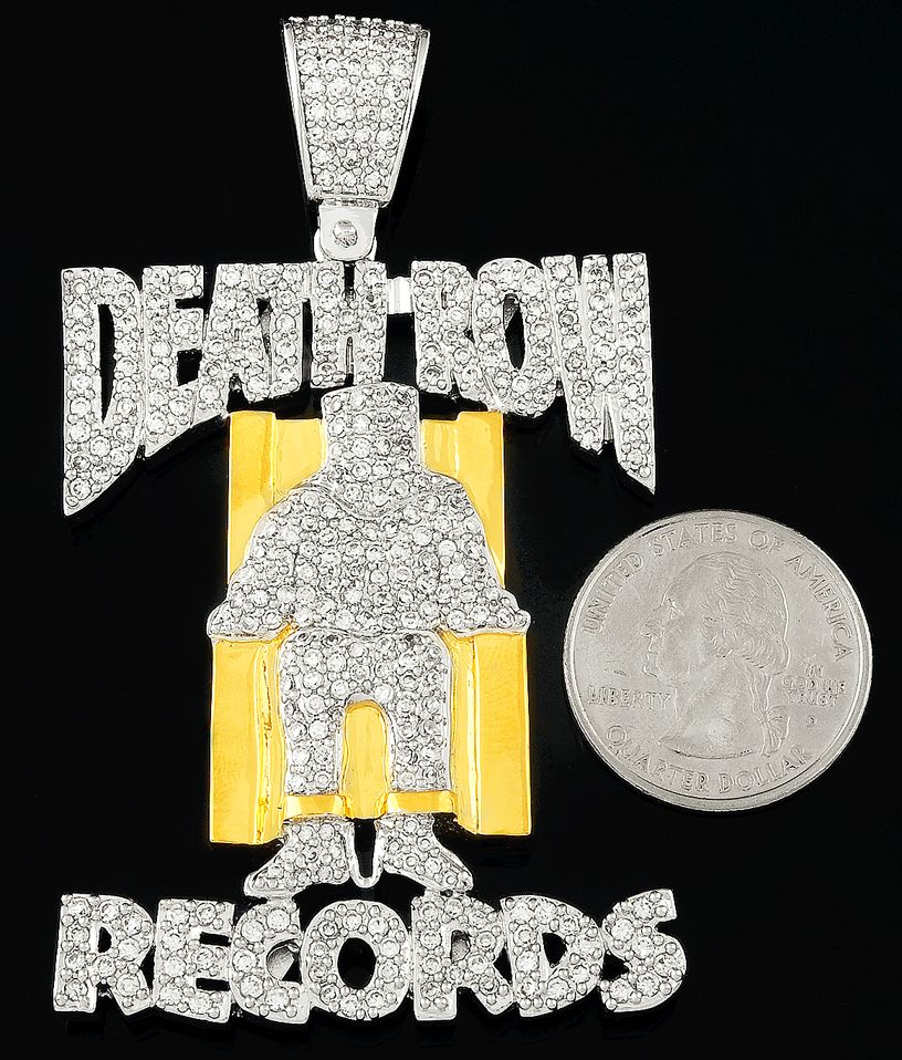 Og death row records pendant is that mine or yours pinterest og death row records pendant aloadofball Choice Image