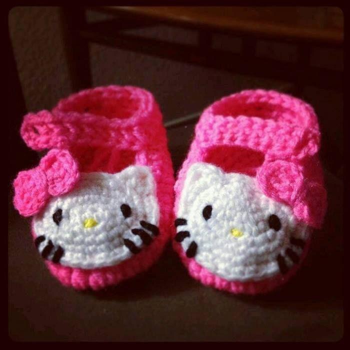 Die Schönsten Hello Kitty Baby Ideen Zum Häkeln Diy Bastelideen