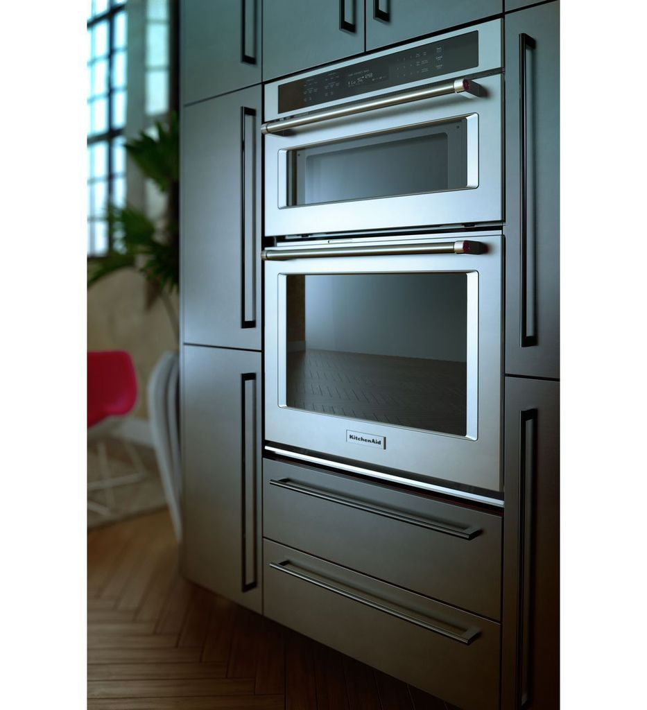 oven and microwave combo - Google Search | Kitchen inspiration for ...