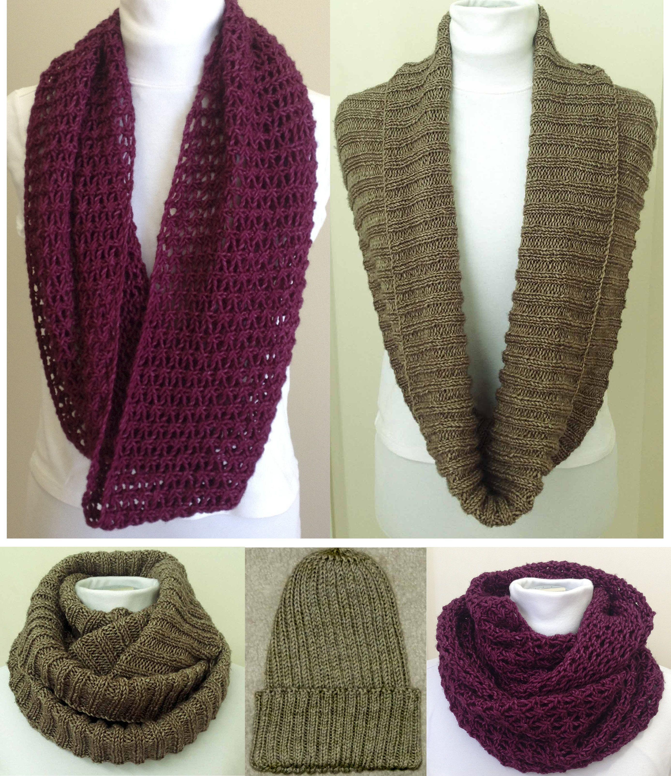 free knitting patterns | Scarf knitting patterns, Lace ...