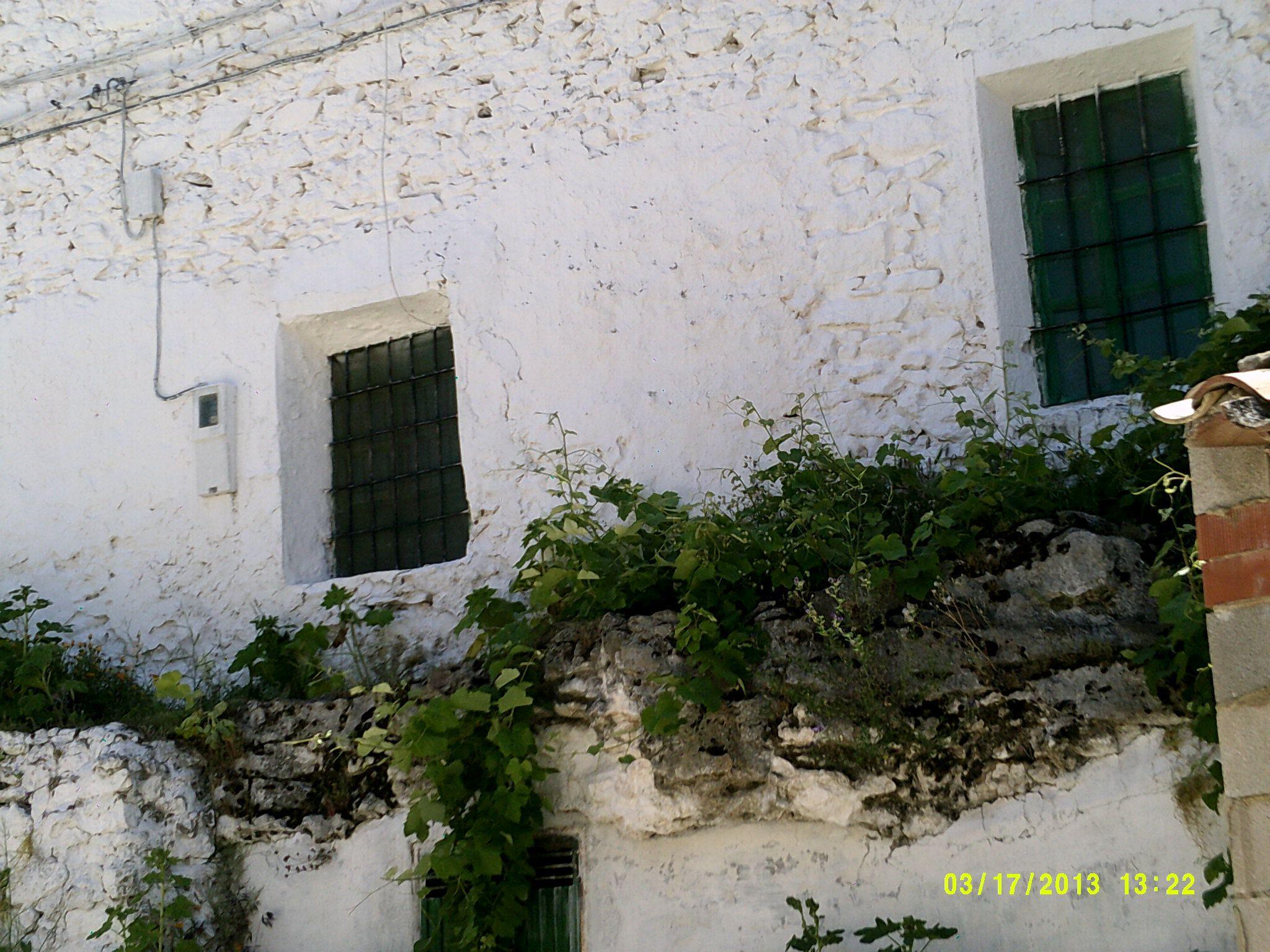 Casa centenaria de pueblo de Alatoz Castilla La Mancha  España