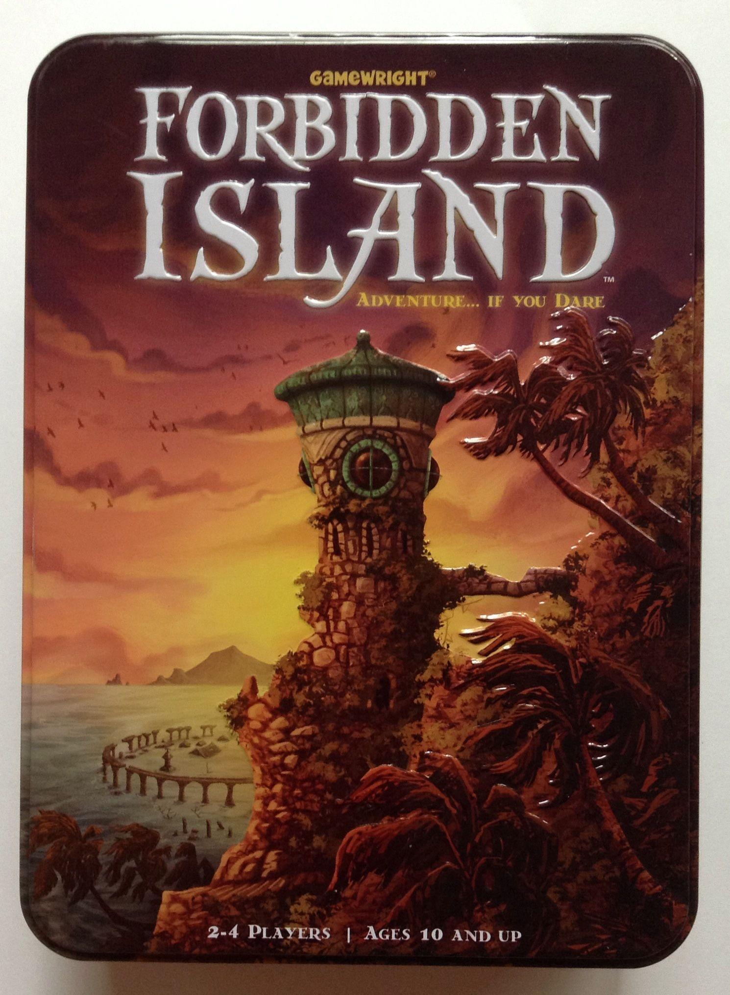 La Isla Prohibida (Forbidden Island) un juego cooperativo ideal para jugar en familia.