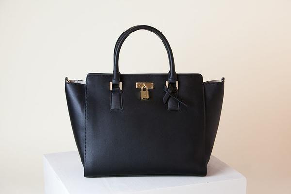 Designer Black Tote  e3a542dc30467