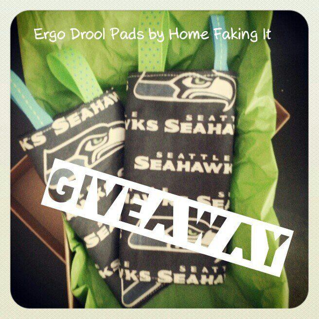 Giveaway for the Babywearin Seattle Seahawk's Fans