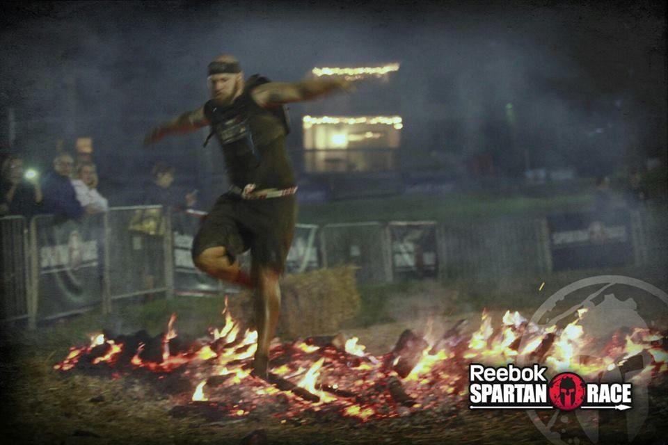 Virginia Super Spartan race 2013