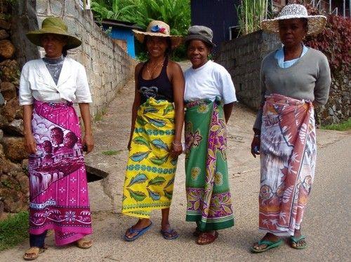 Image result for Madagascar lamba clothing