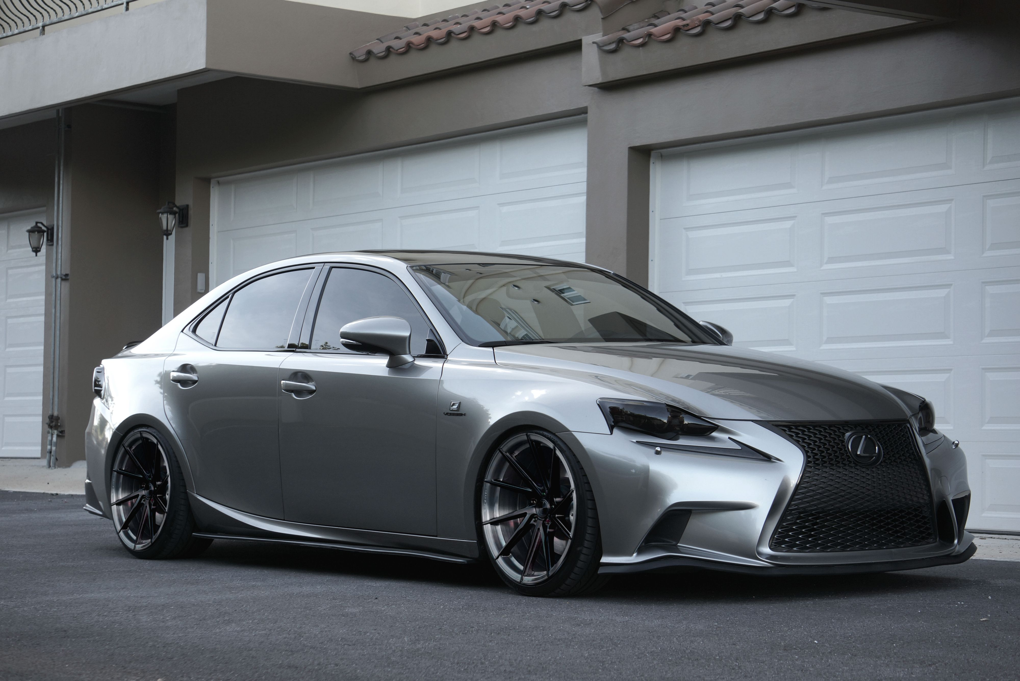 Lexus Is350 F Sport Stance Sf01 Rotary Forged