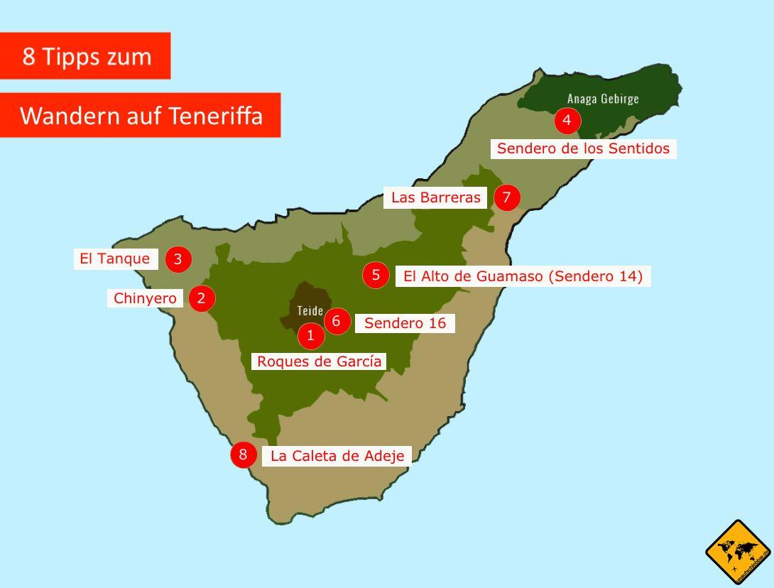 Wandern Auf Teneriffa 8 Einfache Lohnenswerte Routen Wandern