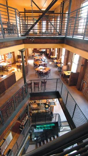 The Terminal Brewhouse Chattanooga Tn This Is A Really Good Restaurant That I Was At There Are Four Floors And All Dishes Very Unique