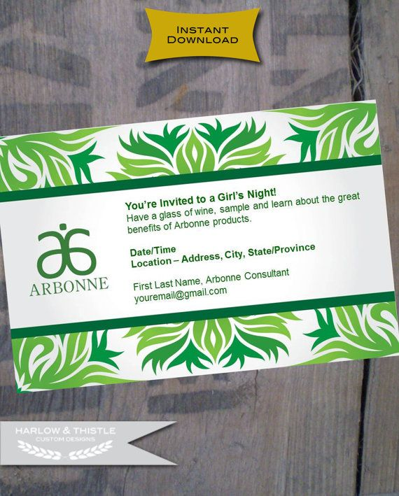 17 Best images about Arbonne spa party Ideas – Arbonne Party Invitations