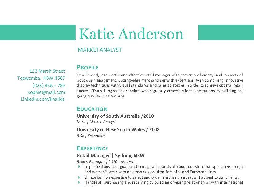 Simple 2 in 1 Word resume #Word#Simple#resume#Templates designs