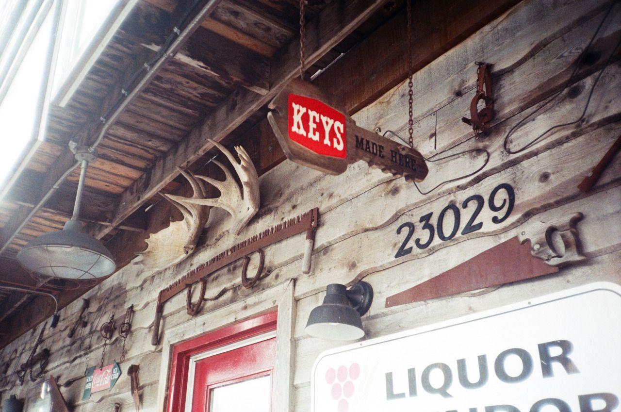 rural liquormart