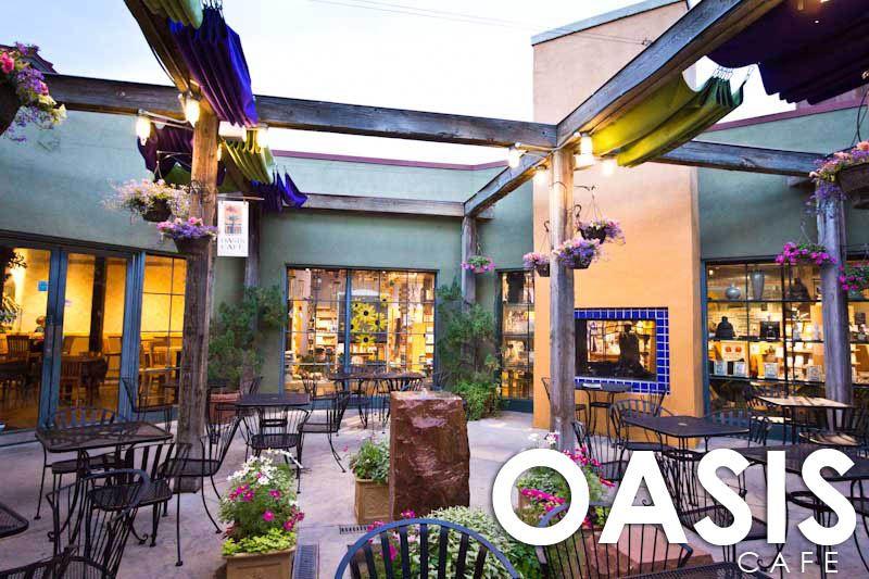 Oasis Cafe Patio