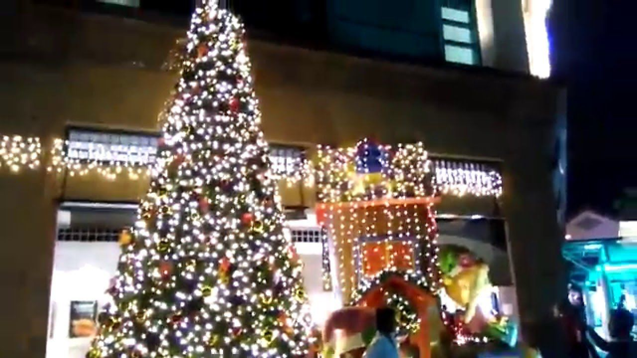 merry christmas video song