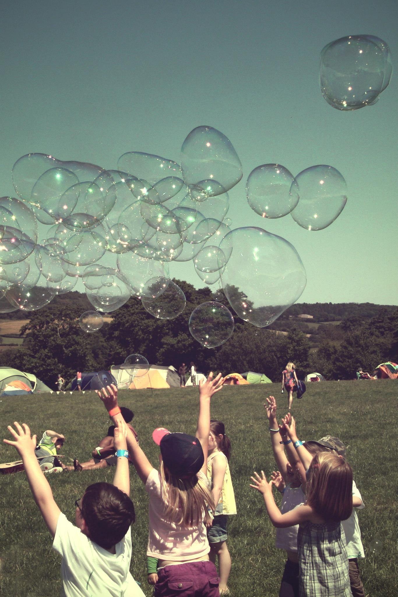 Dr Zigs Extraordinary Bubbles at Ymuno Festival 2014 - visit our website www.drzigs.com