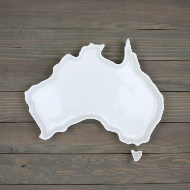 Corbé: l'America di ceramica