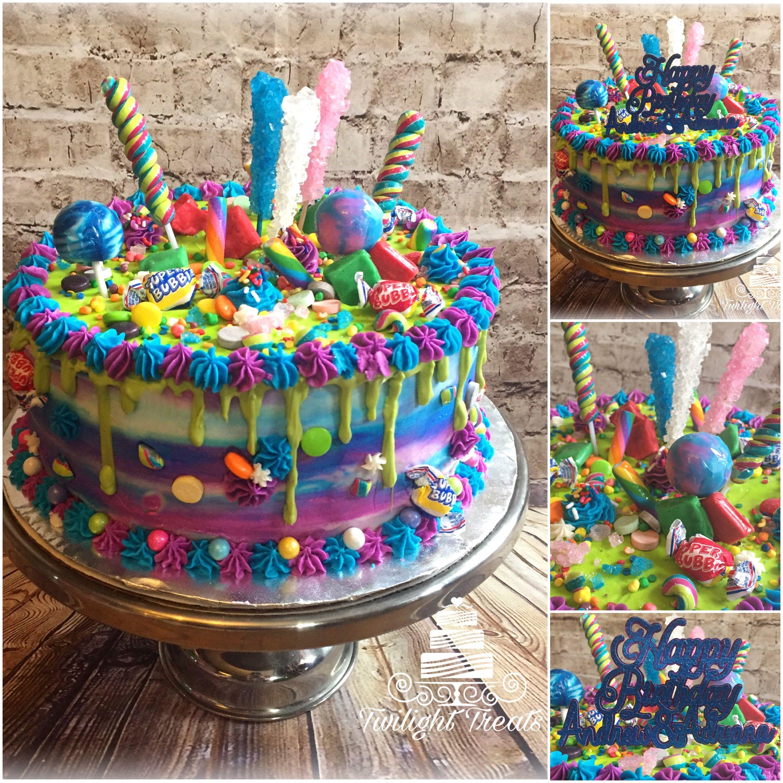 Pin By Twilight Treats On Celebration Cakes