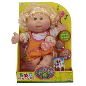 Cabbage Patch Kids Feature Toddler Hispanic Girl Brunette Hair By Cabbage Patch Kids 39 99 Comes In Differe Toddler Dolls Cabbage Patch Kids Cabbage Patch