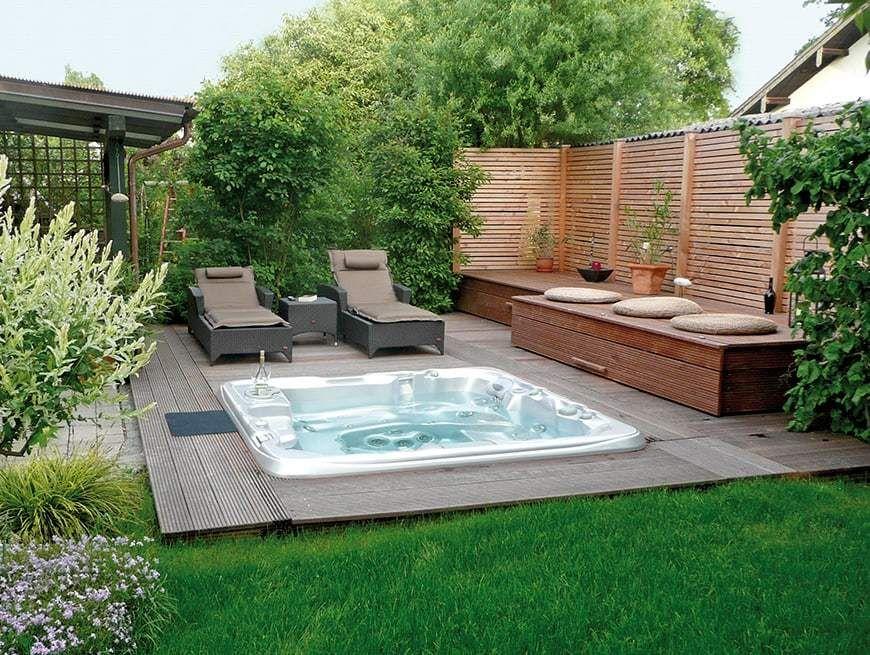 Whirlpool Im Garten 100 Fantastische Modelle Archzine Net Whirlpool Garten Garten Whirlpool