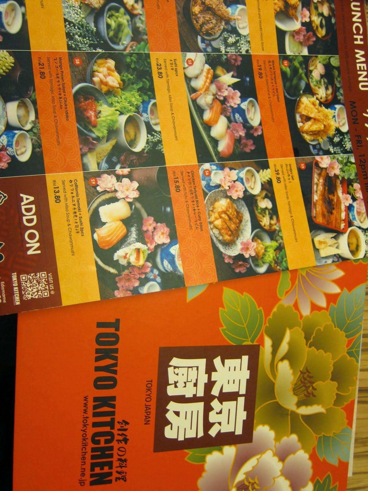 Pin On Restaurant Menu Japanese Korean Chinese