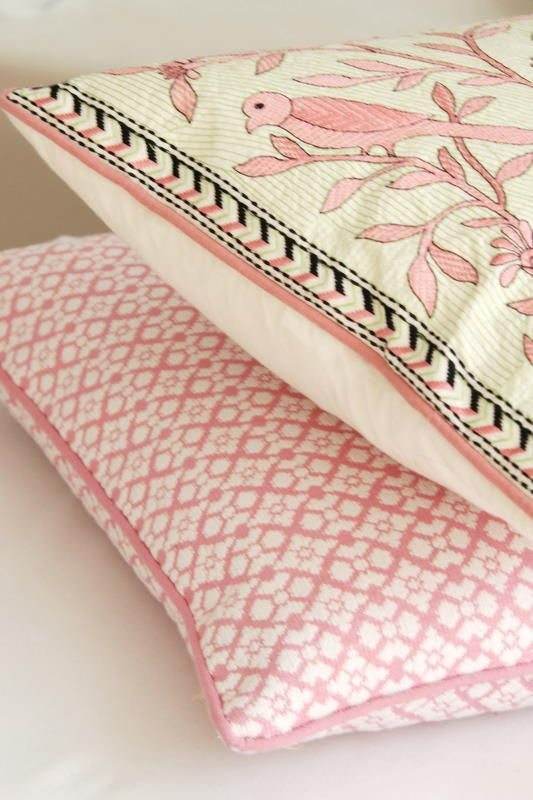 #Pink  #coussin