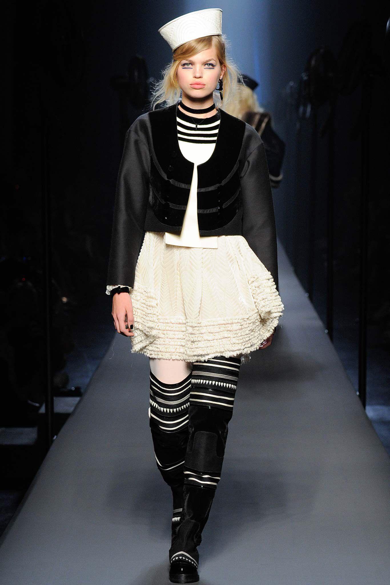 Jean Paul Gaultier, Look #4