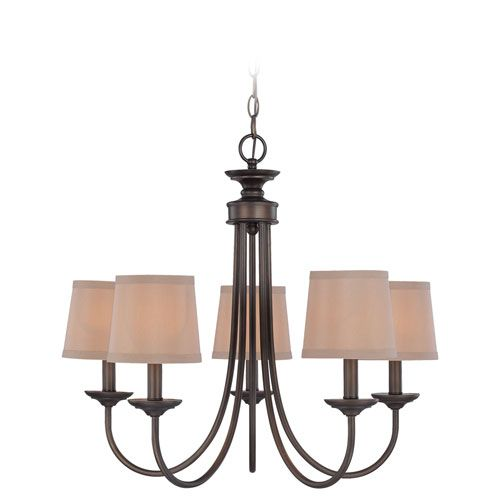 """Spencer Bronze Five Light Chandelier  -  I get a Trade Price on this if I order it  $156.24   HOWEVER, the dimensions are odd (ie 12"""" wide??) so I've placed an inquiry with customer service."""