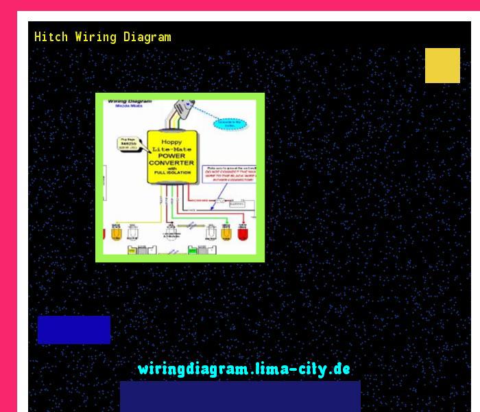 Hitch Wiring Diagram  Wiring Diagram 185852
