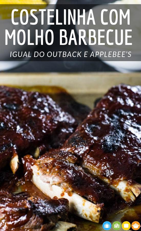 receita de costela ao molho barbecue outback | Receitas