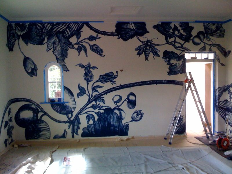 The Graffiti Artists For Hire Blog Home Swimming Pool Design