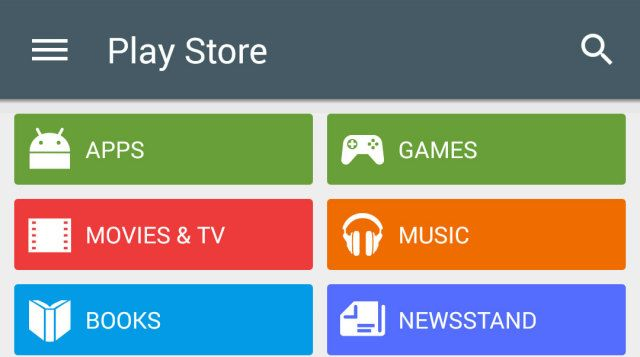 Google Play Store 5 0 With Even More Material Design Rolling Out