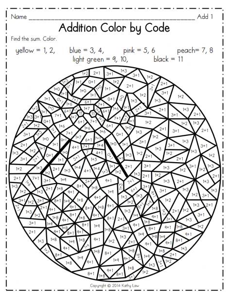 Multiplication Coloring Worksheets Pdf Math Coloring Worksheets Math Coloring Second Grade Math