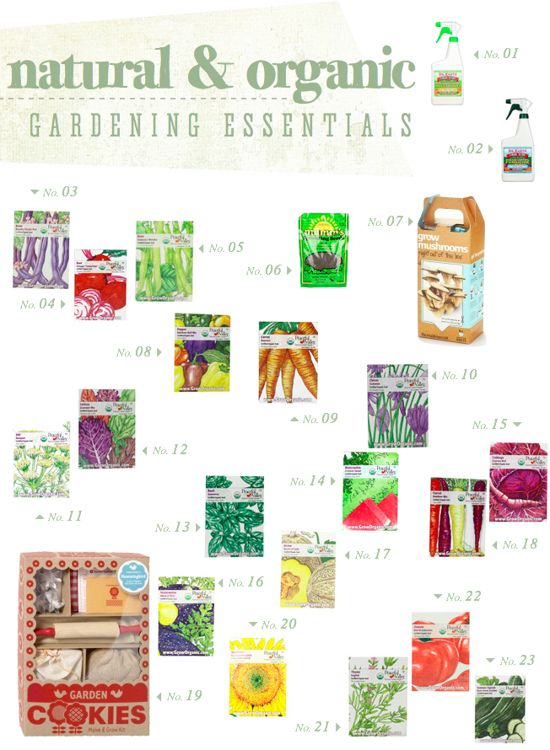 Beautiful Looking To Grow An Organic Garden? Here Are A Few Of My Favorite Tools U0026