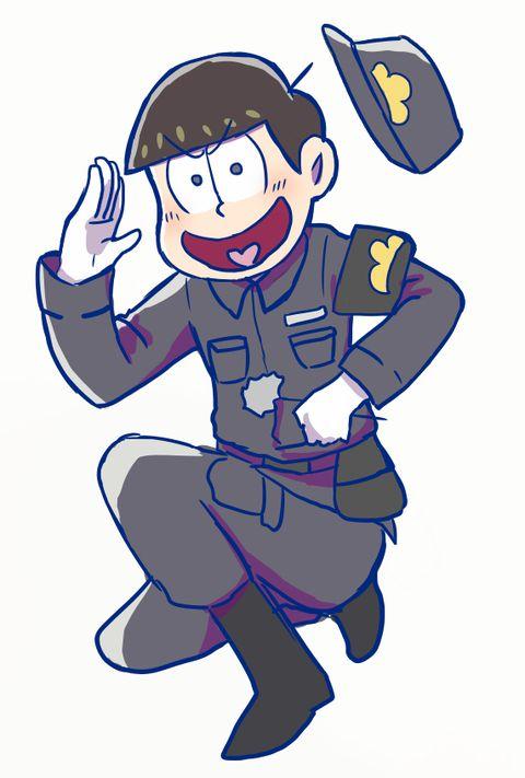 まともな十四松さん将軍のイラスト Pixiv おそ松さん Anime
