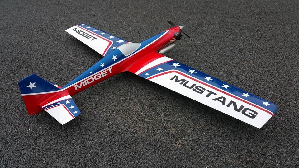 Midget micro airplane europe