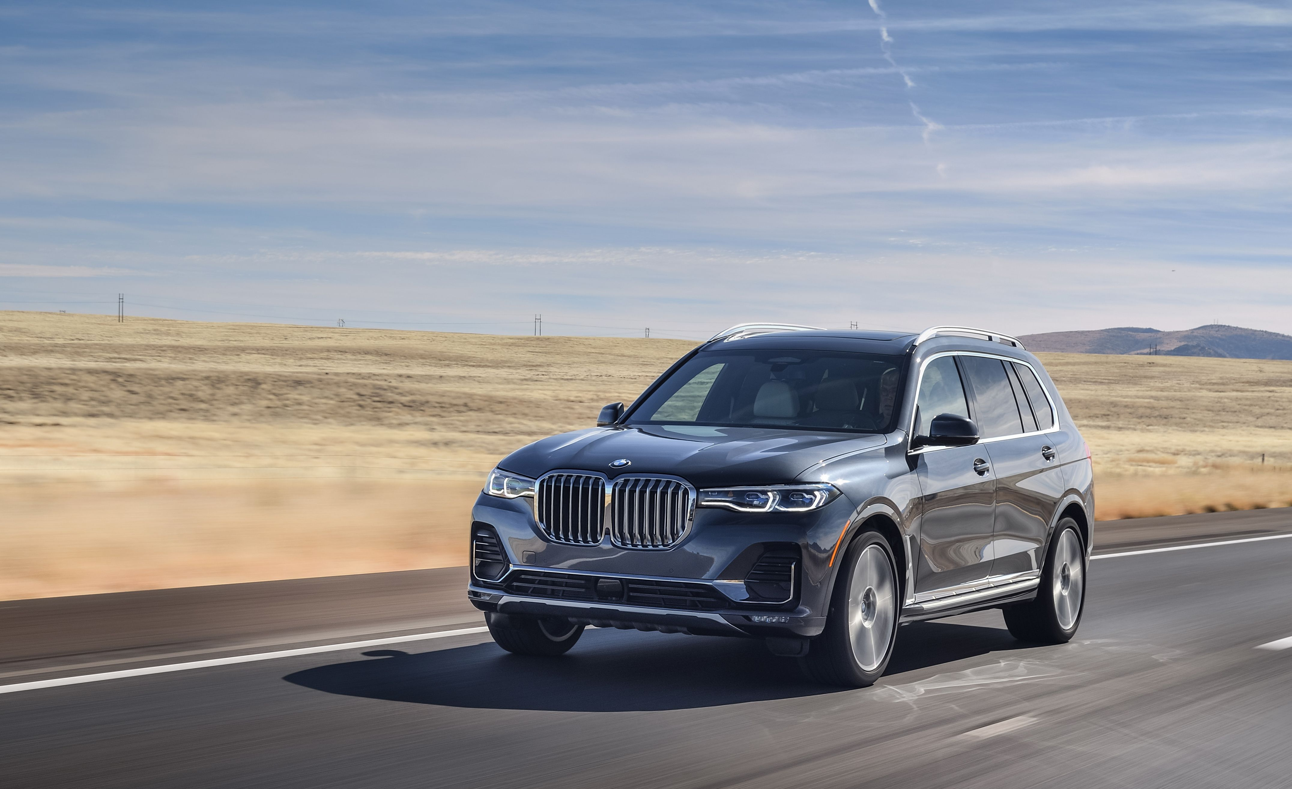 The BMW X7 Was Quieter Than the Mercedes SClass and the