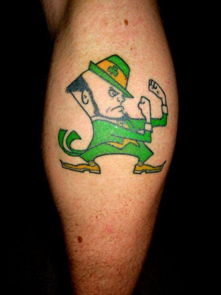 Irish Leprechaun Tattoo Pin Evil Fighting Irish Leprechaun Tattoos