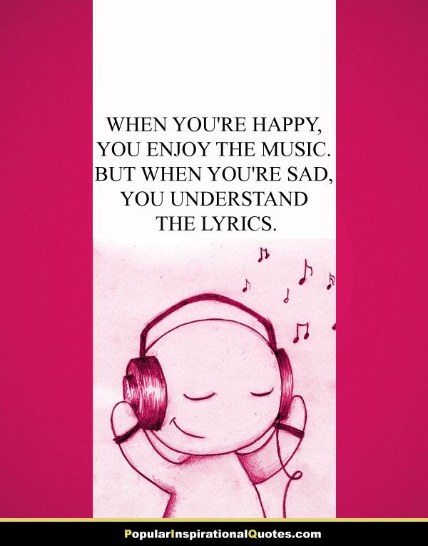 Be happy and enjoy music and life !! | deb8debLove- What Happiness ...