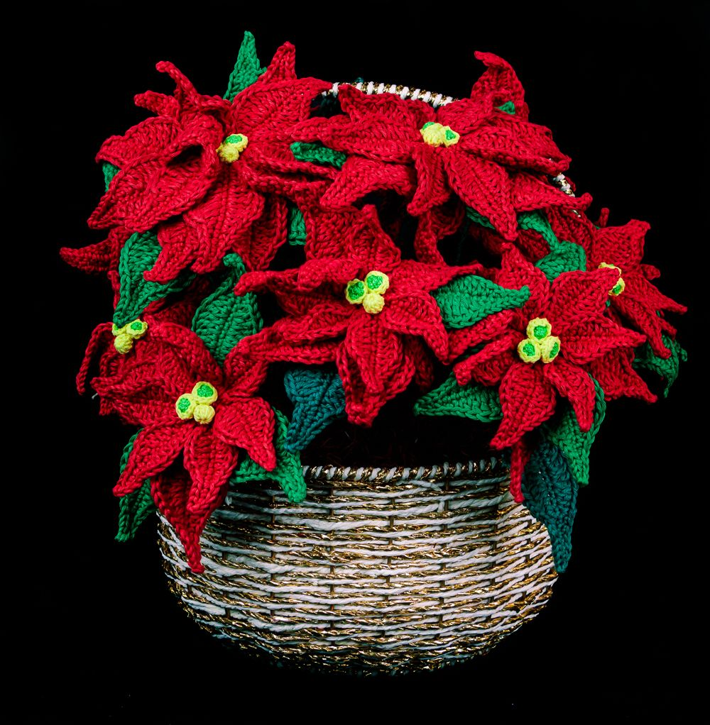 Poinsettia Holiday Decor (With images) Holiday decor