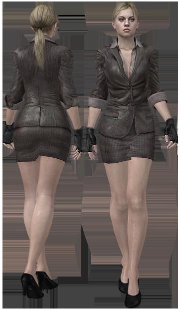Jill Valentine Jill Valentine Resident Evil 5