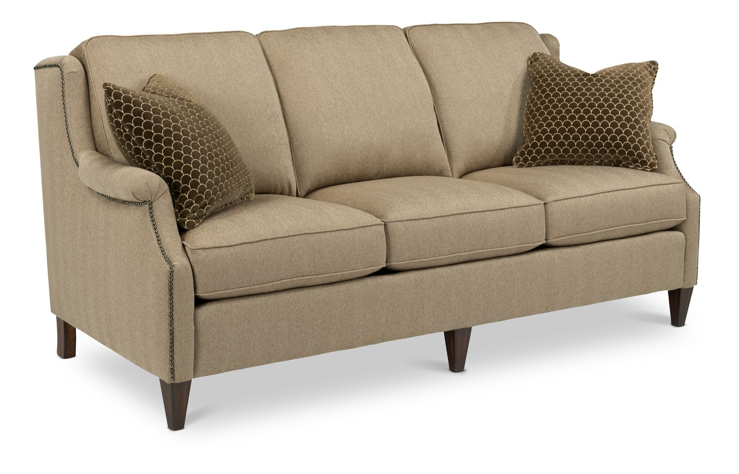 Shop For Flexsteel Fabric Sofa, And Other Living Room Sofas At Direct  Furniture Galleries In Fairfax, VA. The Zevon Style Is A Uniquely  Traditional Style ...