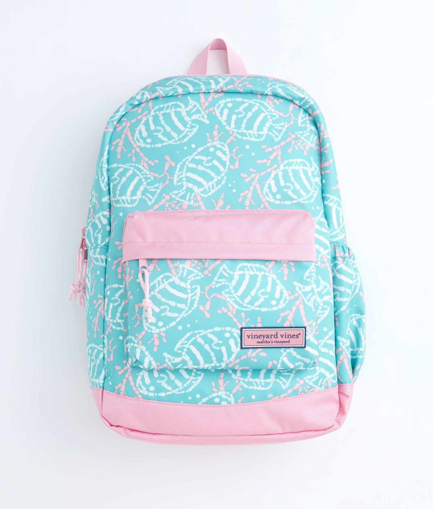 shop sealife backpack at vineyard vines school stuff pinterest