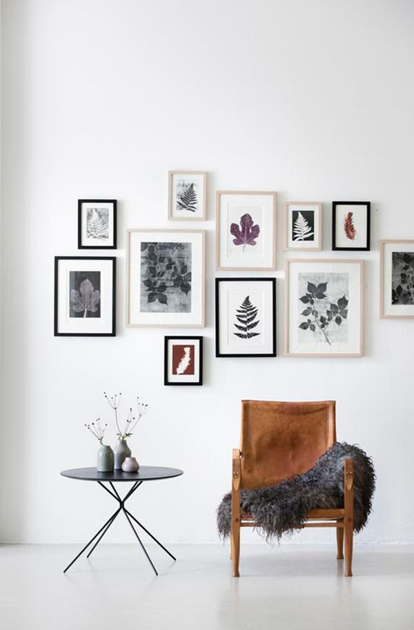 BEAUTIFUL LEAF PRINTS BY PERNILLE FOLCARELLI THE STYLE FILES