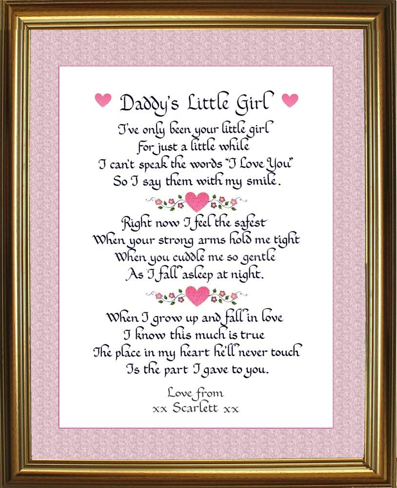 Little Girl Quotes Daddys Little Girl Picture By Penandink1944